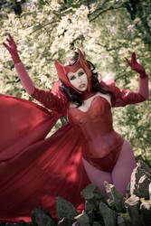 None Shall Pass -Scarlet Witch