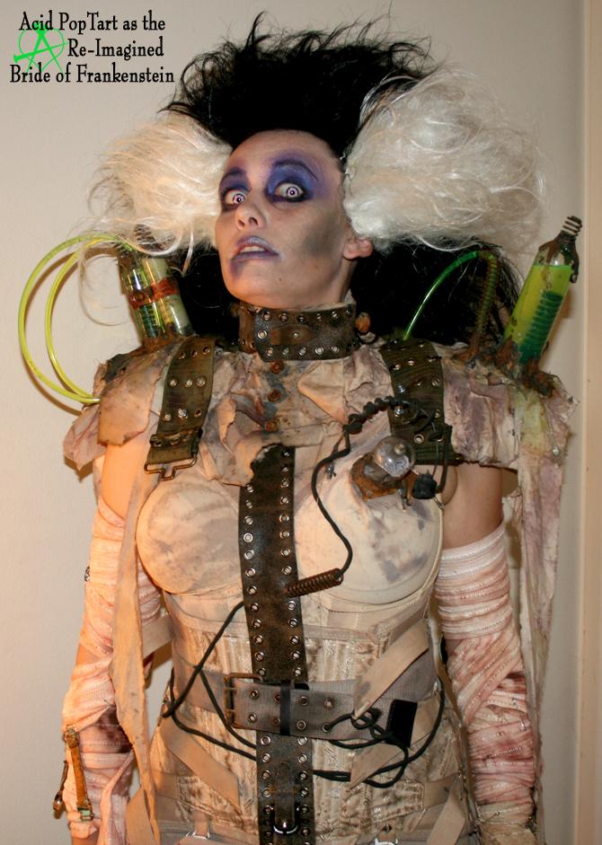 Bride of Frankenstein by Acid-PopTart