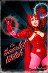 The Scarlet Witch Ready for Attack