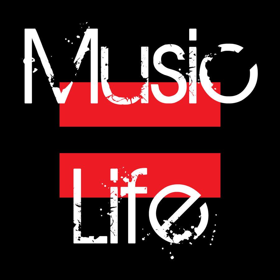 Http Kiliokal Deviantart Com Art Music Equals Life 145859909