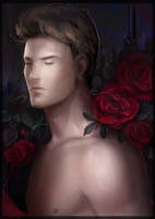 Melancholy by Lidiash