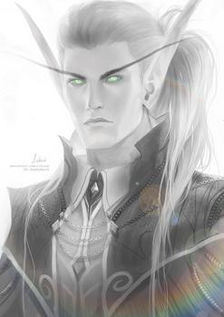 [C] Blood elf Tharivale Greythorne
