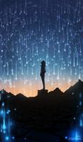 It's raining stars