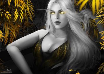 [C] Golden by Lidiash