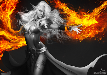 [C] From the Fire by Lidiash