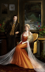 [2MS] Mossfords (Baxtor's parents)