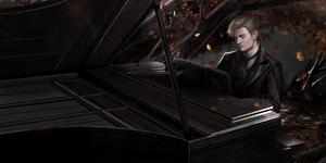 The Needle Piano