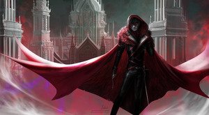 Red Riding Hood, but . . .
