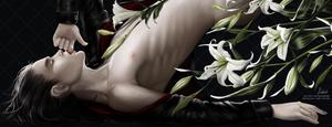 Lillies / Birthday boy