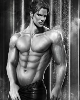 Mike O'Hearn (for DeviantArt_Hot on IG)