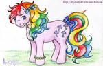 MLP - Parasol by Psylocke83