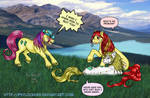 Brokeback Pony Mountain by Psylocke83