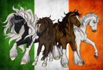 TEAM IRELAND by Psylocke83