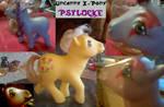 WiP - Psylocke Pony by Psylocke83