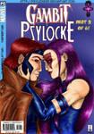 GambitPsylocke comicbookcover2 by Psylocke83