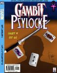 GambitPsylocke comicbookcover4 by Psylocke83