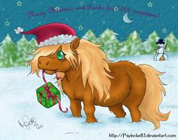 Merry Christmas by Psylocke83