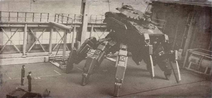 Multi-leg tank :M551 Sheridan