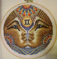 Egyptian Gemini by CrazyFoxMoon