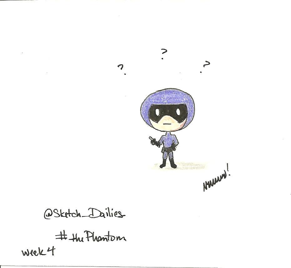 Sdw04 - the Phantom by CrazyFoxMoon