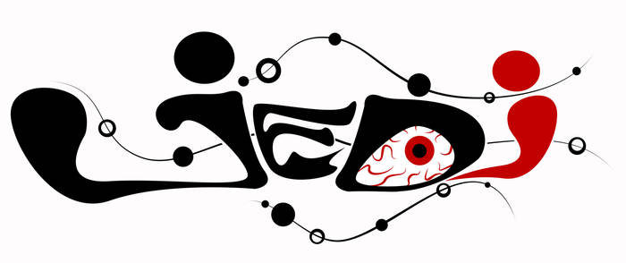 New Red Eye Jedi LOGO
