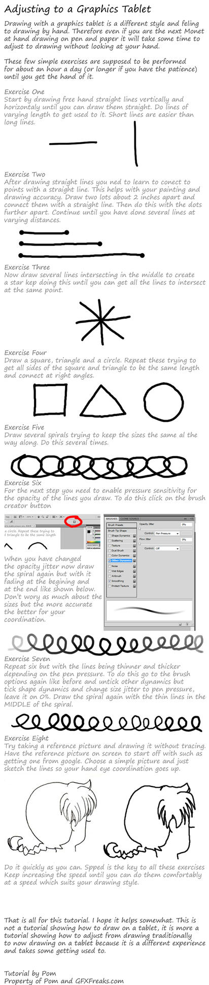 Drawing Lines With Tablet : Adjusting to tablet drawing by cptpomeroy on deviantart
