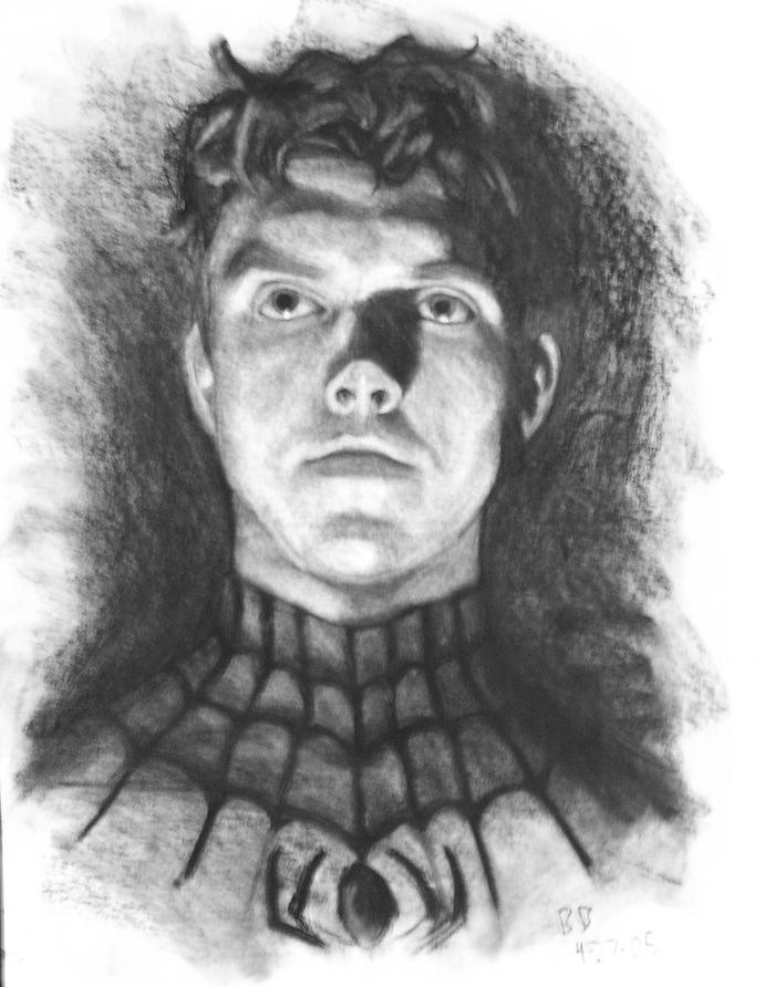 I am Spiderman by buzzbo