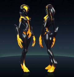 Hydra I by laloon
