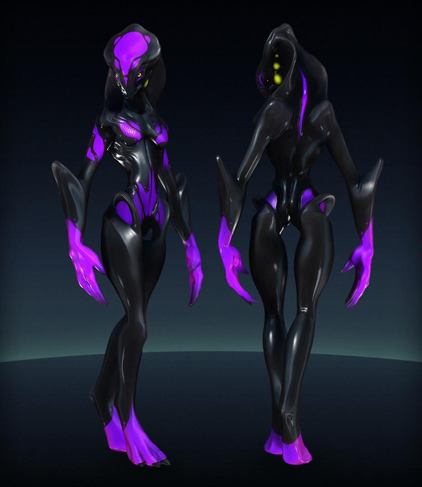 Male Hydra I by K4ll0