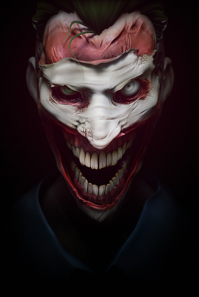 The Joker by K4ll0