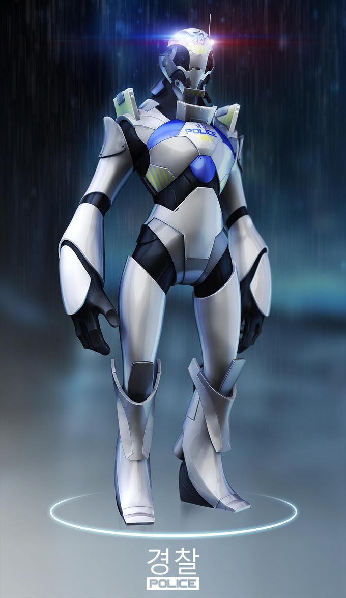 Robocop by K4ll0