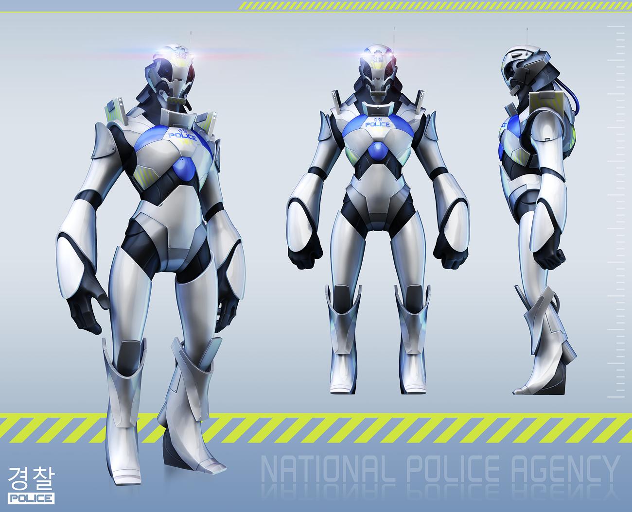 Robocop II by K4ll0