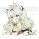 T: Pastel Chibi for melliex (1/2)