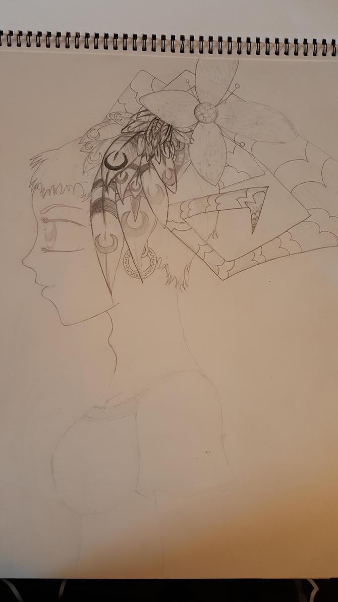 Un-Finished. by JesseJamesK
