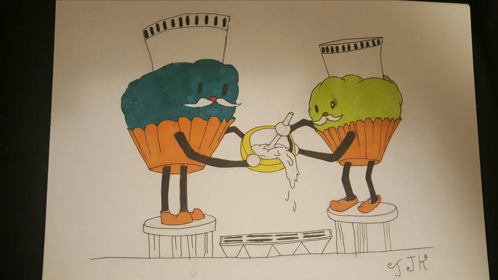 Makin'Muffins by JesseJamesK