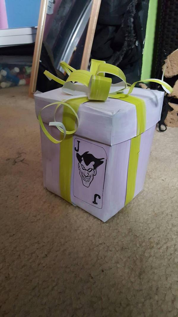 Present from Mr.J  by JesseJamesK