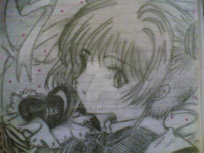 sakura choco by luvsugar