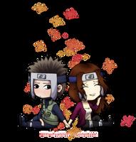 Commission: YamaTsuki by TheLadyWellflower