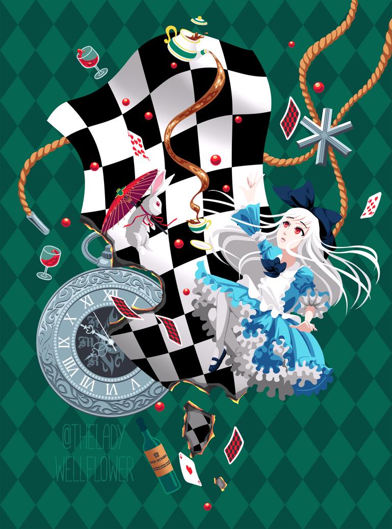 Red Queen Alice
