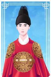 Commission: Joseon King