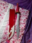 koujaku sword and sheath