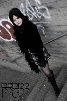 My world of black and white II