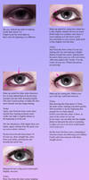 TUTORIAL - Eye make-up by Morndulin