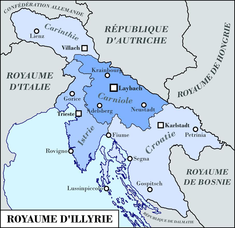 MotF #134: Napoleonic Kingdom Of Illyria By Keperry012 On DeviantArt