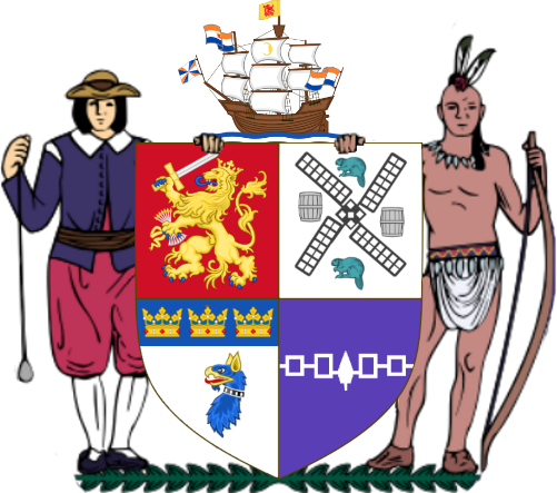 Arms of the United American Provinces by Keperry012