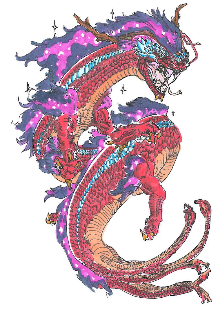 DAIKAIJU DEVASTATION- Orochi-No-Kami, il Falso Dio by TheZombieHunter