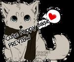 Cute Puppy base