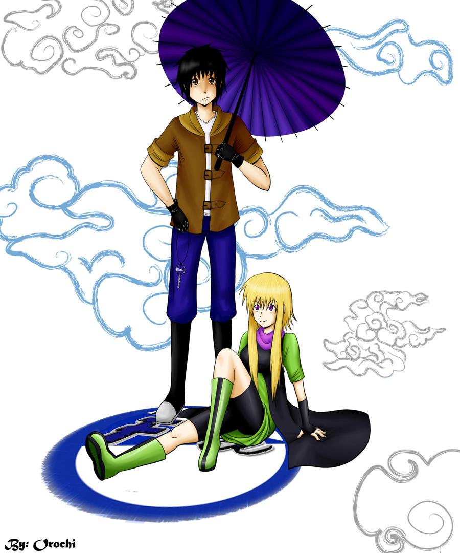 Arima y Reiko
