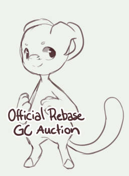 Official Rebase GC Auction [CLOSED]