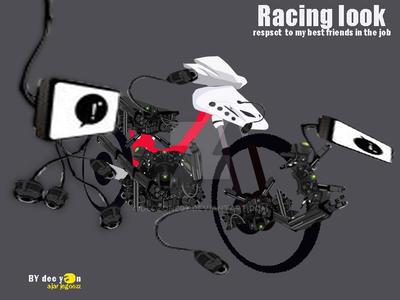 racing look by decZone07